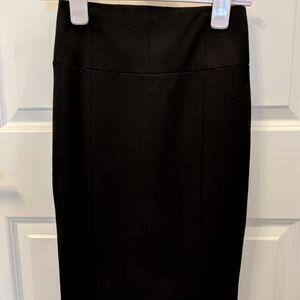 Express High Waist Pencil Skirt Sz 00